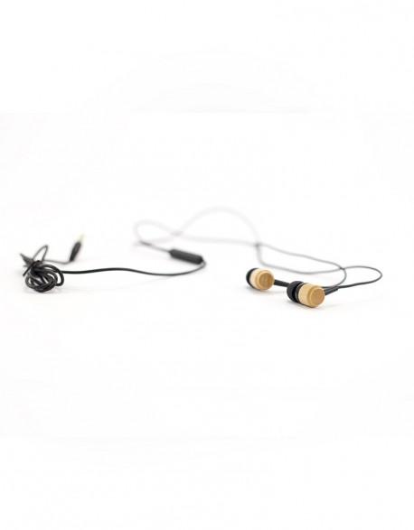 Audio slušalke z mikrofonom UHEKI Z MAJKOM